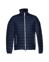 Montecore Coats And Jackets Down Jackets Men Dark Blue