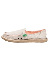 Sanuk Hot Dotty Trainers Natural Peach Beige