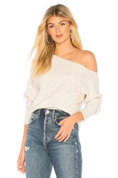 Bailey 44 Slope Ribbed Sweater Cream