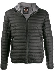 Colmar Zipped Down Jacket Black