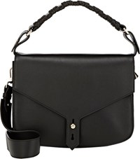 Thakoon Hudson Saddle Bag Black