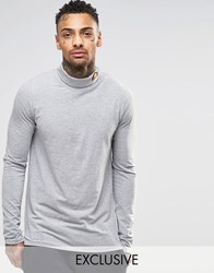 Ellesse L.S Long Sleeve Top Gray