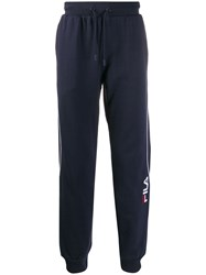 Fila Contrast Piped Track Pants 60