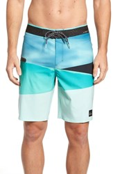 Quiksilver Slash Vee 20 Board Shorts Blue