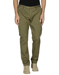 Cochrane Trousers Casual Trousers Men Military Green