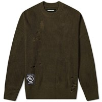Neighborhood Savage Knit Green