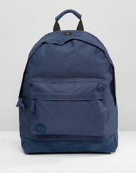 Mi Pac Classic Backpack Navy Navy