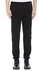Atm Anthony Thomas Melillo French Terry Sweatpants Black