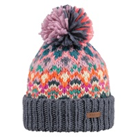 Barts Carmen Beanie One Size Grey Multi