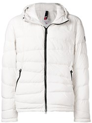 Rossignol Short Padded Jacket White