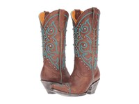 Old Gringo Marcel Oryx Cowboy Boots Brown