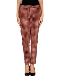 Darling Casual Pants Red