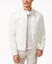 Inc International Concepts Lukas Faux Suede Jacket Only At Macy's