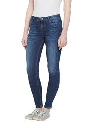 Fat Face Denim Super Skinny Jeans Vintage Blue