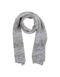 French Connection Accessories Oblong Scarves Women Light Grey
