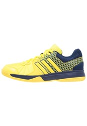Adidas Performance Ligra 4 Volleyball Shoes Mystery Blue Bright Yellow
