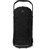 Arc'teryx V110 Nylon Canvas Duffle Bag Black