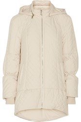 Alice Olivia Quilted Shell Down Coat