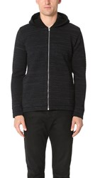 S.N.S. Herning Final Hooded Zip Sweater Black Hole