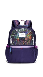 State Kane Backpack Purple Sparkle