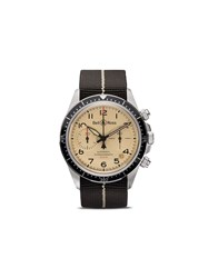 Bell And Ross Br V2 94 Beige Steel 41Mm Beige Black And Grey