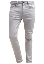 Kiomi Slim Fit Jeans Light Grey