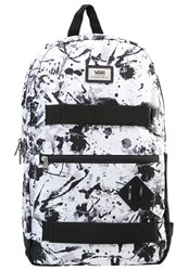 Vans Authentic Iii Sk8pack Rucksack White