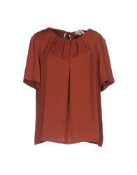 Gigue Blouses Brown