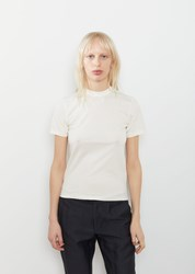 Hope Surf Cotton Tee Off White