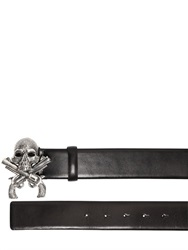 John Richmond Skull And Guns Belt