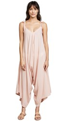 9Seed Bali Romper Dusty Rose