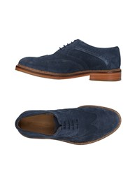 Lumberjack Lace Up Shoes Dark Blue