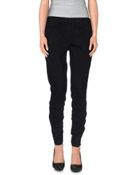 Pure Trousers Casual Trousers Women Black