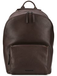 Troubadour Adventure Slipstream Rucksack Brown