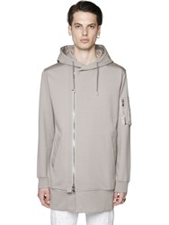 Diesel Black Gold Hooded Zip Up Light Cotton Sweatshirt