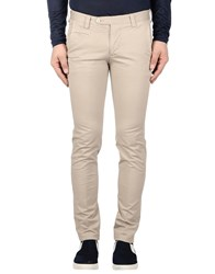 Peuterey Trousers Casual Trousers Men Light Grey