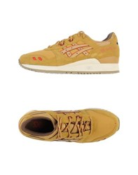 Asics Tiger Footwear Low Tops And Trainers Men