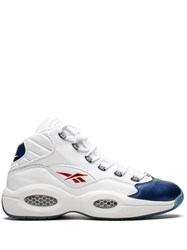 Reebok Question Mid Sneakers White