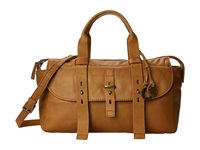 Lucky Brand Medine Crossbody Satchel Cognac Satchel Handbags Tan