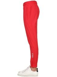 Puma Select Outlaw Techno Track Pants Red