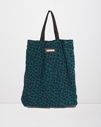 Marni Shopping Bag Spherical Green