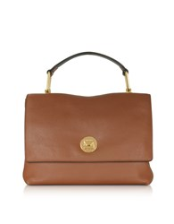 Coccinelle Handbags Liya Genuine Leather Satchel Bag