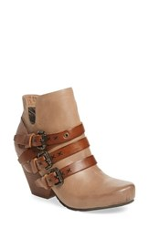 Otbt Women's 'Lasso' Bootie Pecan Leather