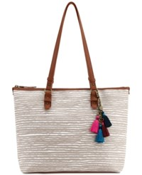 The Sak Pacifica Tote A Macy's Exclusive Style Sand Dune