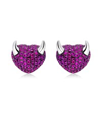 Theo Fennell Baby Devil Earrings Female