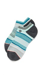 Stance Vincent Invisible Boot Socks Teal