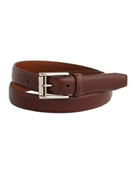 Lauren Ralph Lauren Leather Buckle Belt Brown