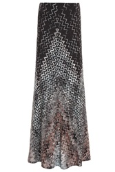 Missoni Zz Long Skirt