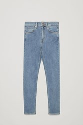 Cos 30 Inch Skinny Leg Jeans Blue