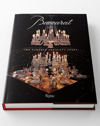 Bergdorf Goodman Baccarat 1764 Two Hundred And Fifty Years